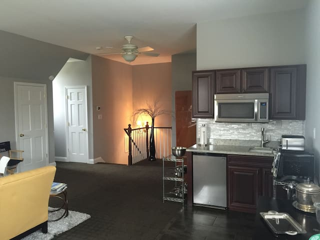 Renovated apt 1mile to Middleburg - Middleburg - Apartment