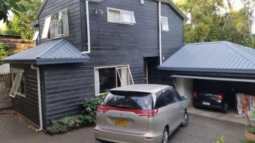 very quiet house in the suburbs - 오클랜드 - 단독주택