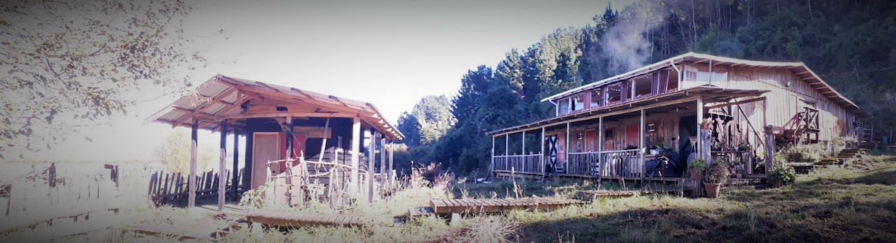 Fogón de Chomio:  Autentica Ruralidad Sureña