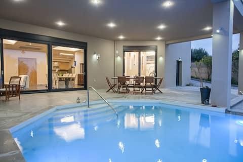 Olive dream Villa - Gazi Heraklion - Private Pool