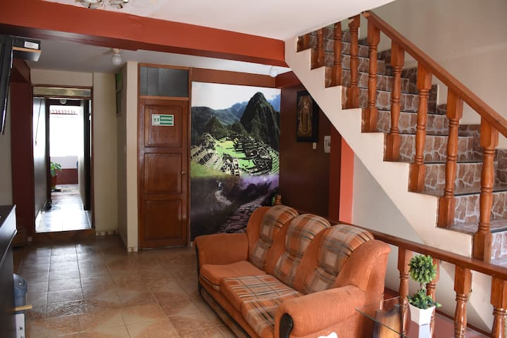 hostal sun palace inn - Aguas Calientes - Overig