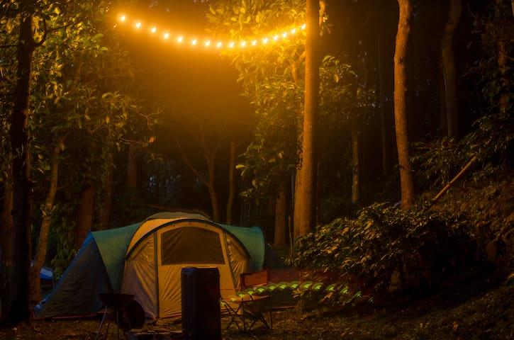 Bodhi Hills Camping