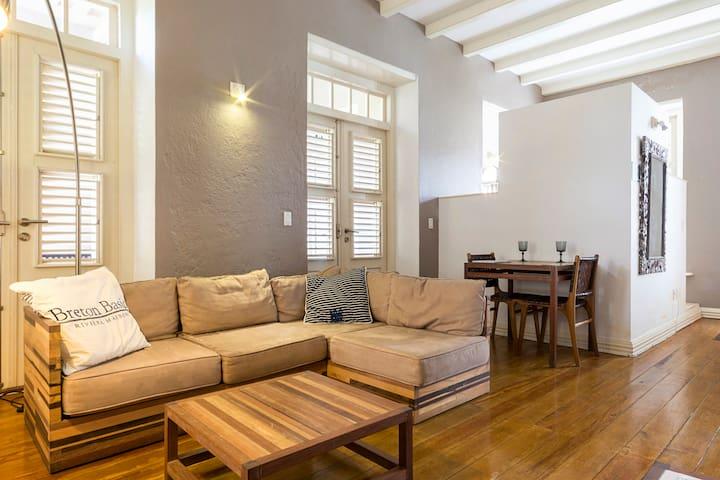 Comfortable Suite in Monumental Building #3 - 威廉斯塔德(Willemstad) - 公寓