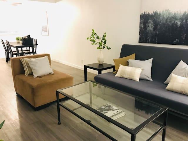 Cozy Apartment - Walk to Forum & New Rams Stadium