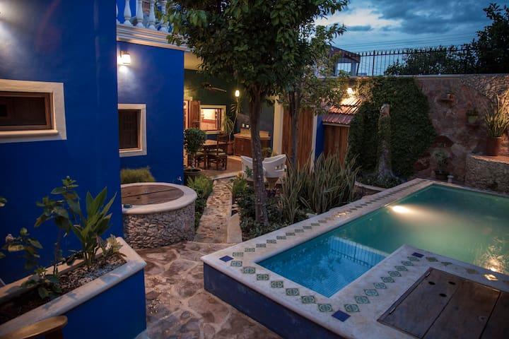 Casa del Confidente-Merida Centro's Urban Oasis
