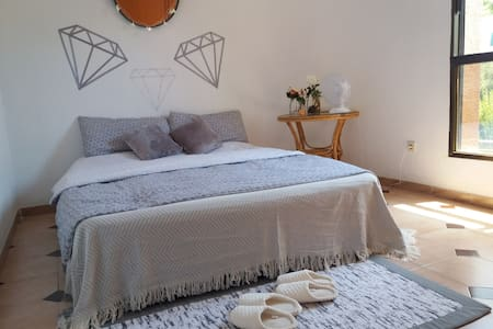 Nice&cozy bedroom 15 min from the beach