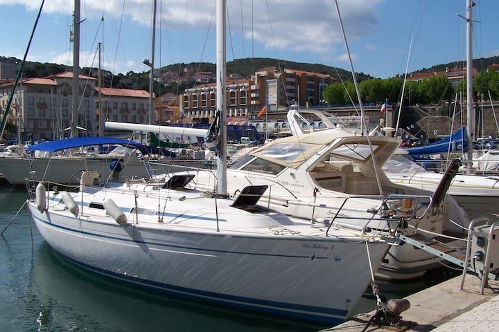 Appartement sur l'eau - Port-Vendres - Barco