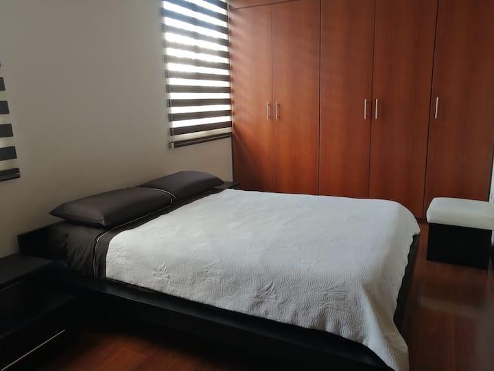 Cómoda suite para dos personas