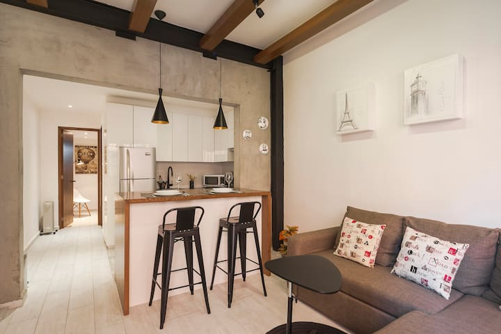 Cozy apartment in Condesa, Mexico City
