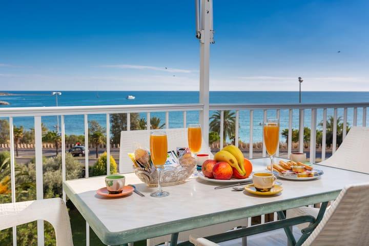 Your apartment on the Beach! VT-444810-A