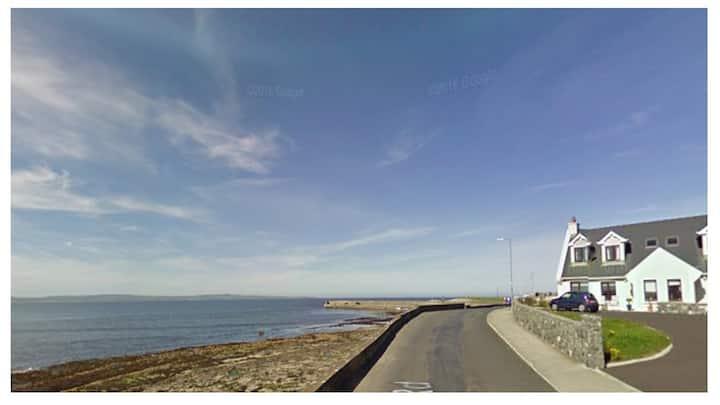 Wild Atlantic Way Enniscrone - Sea Front