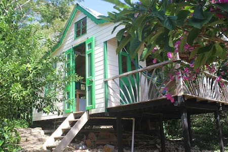 Charming Caribbean Eco Cottage