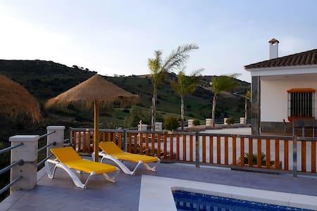 Villa rural El Mirador - Álora - Villa