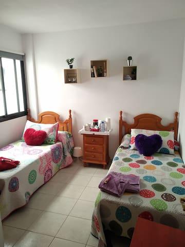 Habitación Viera y Clavijo