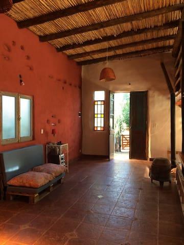 Hermosa Casa en Capilla del Monte Cerro Uritorco - Capilla del Monte - Cabin