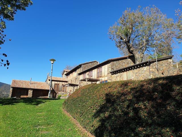 Rehabilitated mountain cottage, Catalan Pyrenees