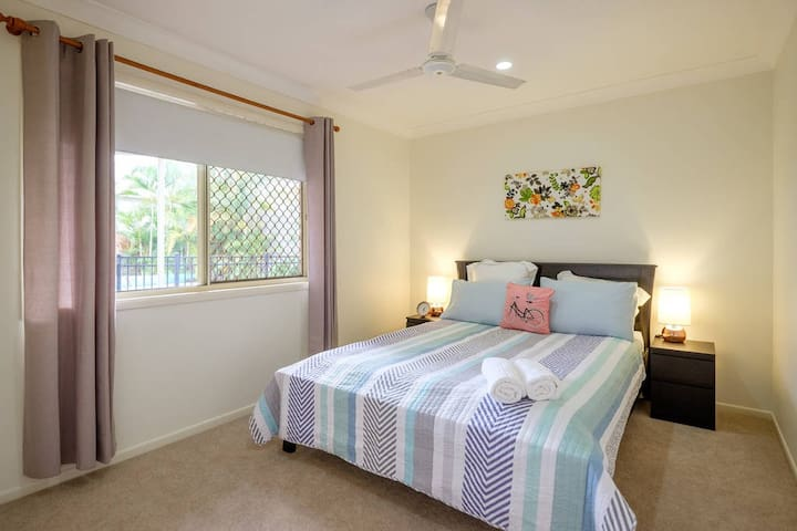 Cosy 1BD accommodation in Bayside - Ormiston - House