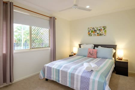 Cosy 1BD accommodation in Bayside - Ormiston - Dom