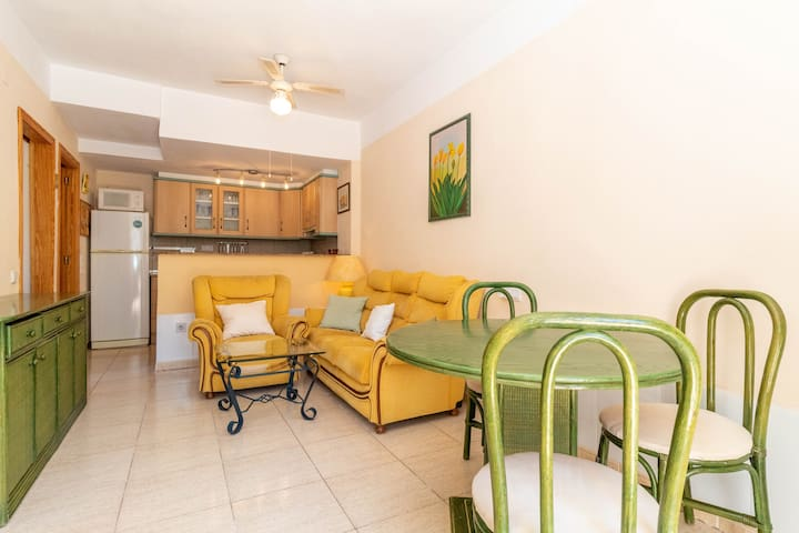 Sunny Terrace Apartment 300m from La Zenia Beach