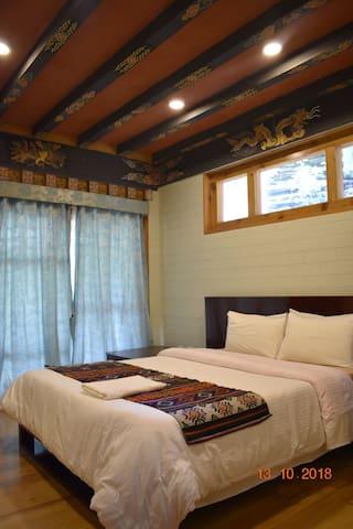 Thimphu (Semtokha Villa) Bed Room # 4
