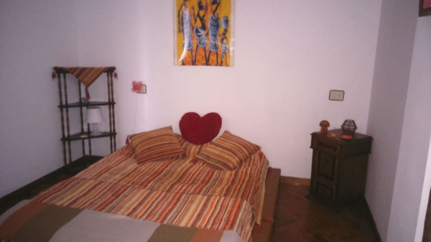 BEUTIFULL DOBLE ROOM IN FINISTERRE CENTRE - Fisterra - Appartement
