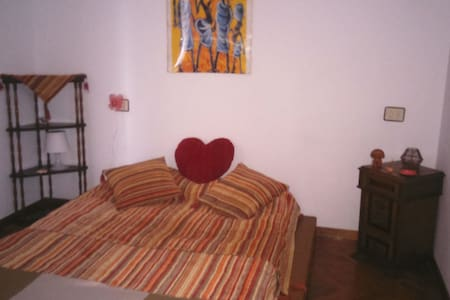 BEUTIFULL DOBLE ROOM IN FINISTERRE CENTRE - Fisterra - Daire