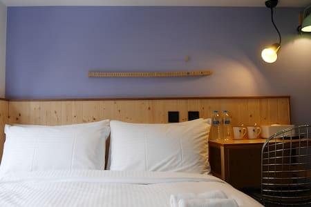 信義區 酒店式公寓 (標準雙人房) - 正‧旅館