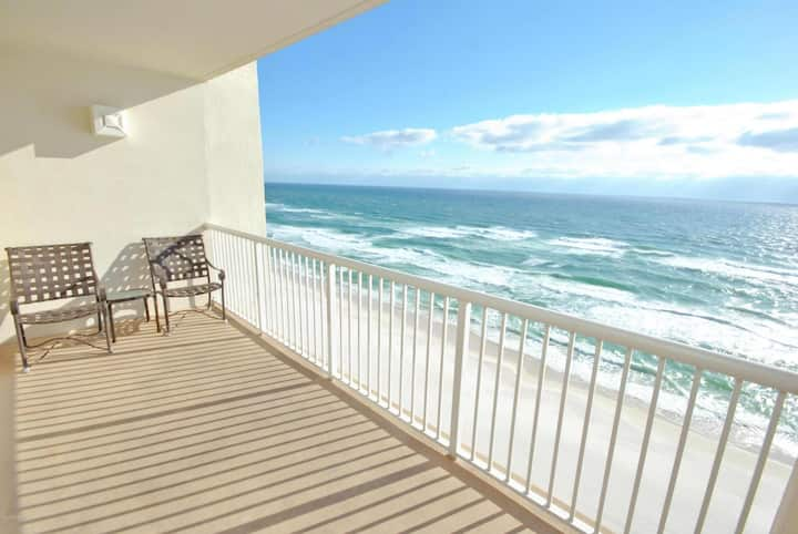 Dreamy beachfront paradise stunning view 1312 ♥