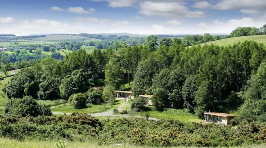 Yorkshire Dales Lodge 6 Family (2 Bed)