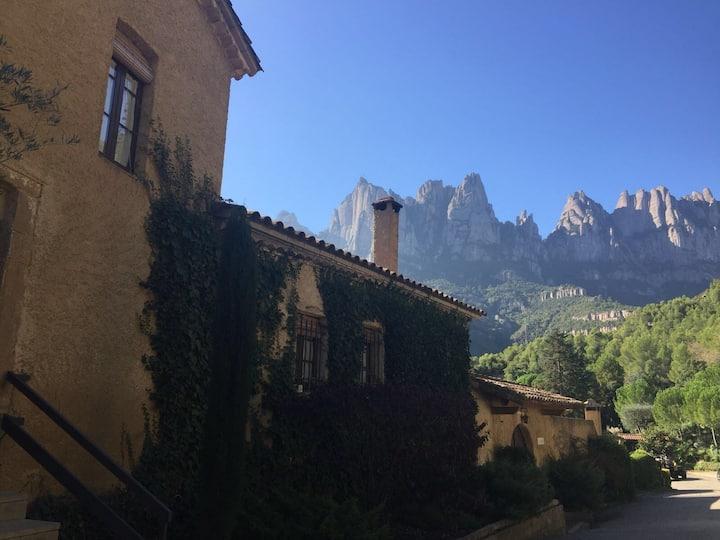Montserrat - Masia La Calsina