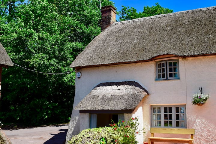 Stag Cottage, in the Quantock Hills