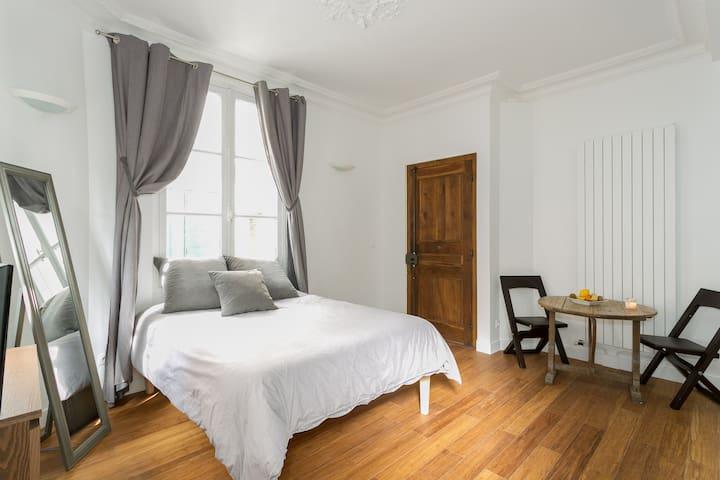 Joli studio proche de rue Daguerre - Paris - Apartment