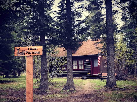 Whiskey Star Cabin  (30 miles from Glacier)