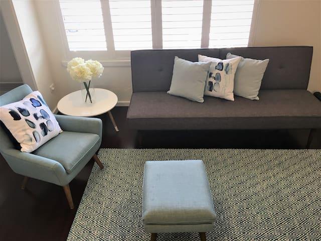 Shiny bright apartment