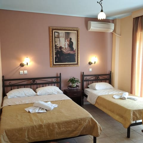 Xenia Palace luxury apartments Nea Vrasna #17