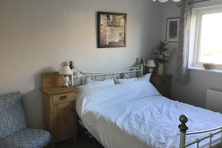 Lovely room near Silverstone & Bicester Village
