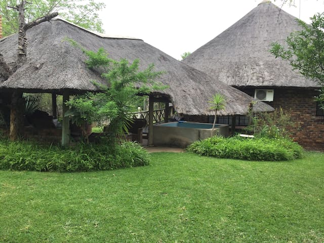 Zebra Lodge - Marloth Park - Huis