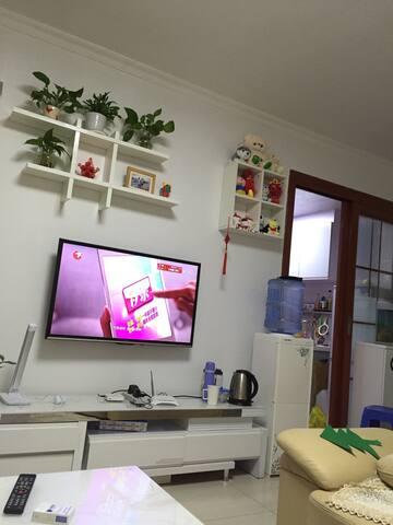 舒适二人房,带停车位 - Shenzhen - Apartamento