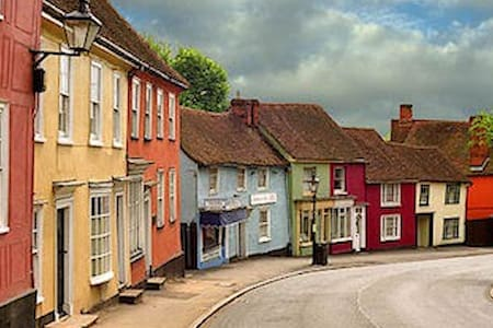 Oliver's in historic Thaxted - Bed & Breakfast