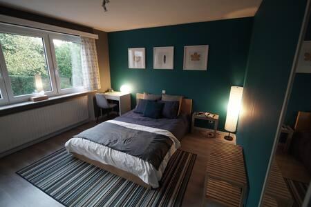 Chambre cozy à Bruxelles