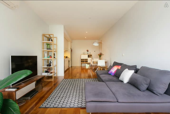 Bed+private bath-walk to Monash Uni - Notting Hill - Apartment