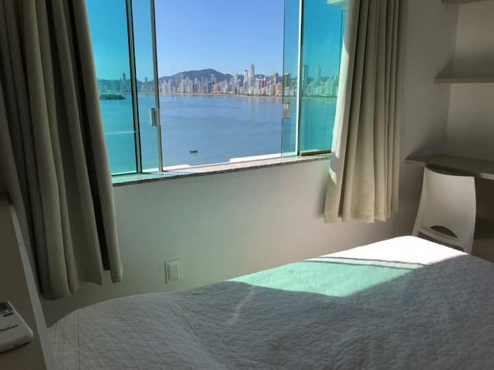 Conforto e a melhor vista de BC em um único lugar!