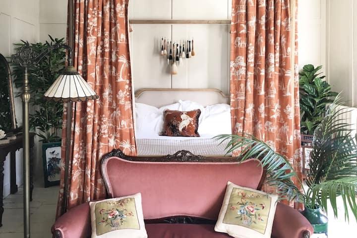 The Merchant's Room: Classic Huguenot Georgian BnB