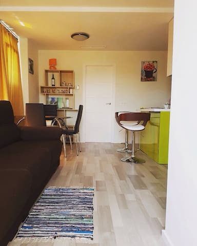 Apartment in Torrevieja with balcony & wi-fi - Торревьеха - Appartamento
