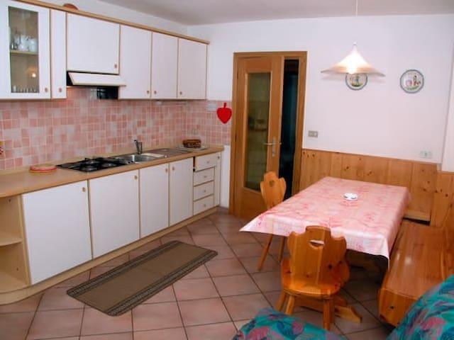 CASA FANTON/4 - Pozza di Fassa - Apartament
