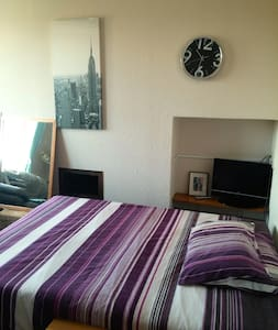 Lovely Double Room - Aberdeen - Apartment