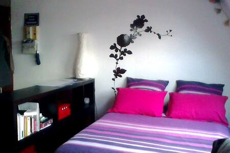 beau studio proche de Paris - Villeparisis - Apartamento