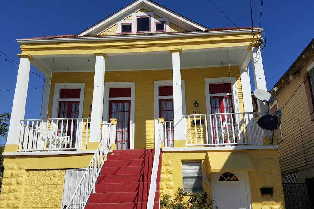 3 Bedroom Mid City Houses For Rent In New Orleans Louisiana United States