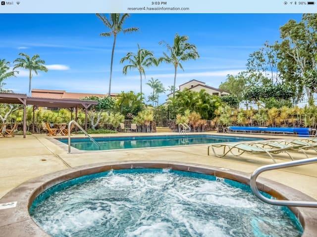"Waikoloa Charm ""Big Island of Hawaii"""
