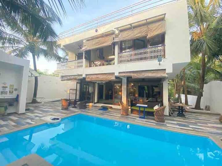 Casa Kapri   Relax & Breathe  Kelwa Shirgaon Beach